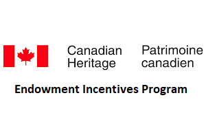 Department of Canadian Heritage Endowment Incentives Program